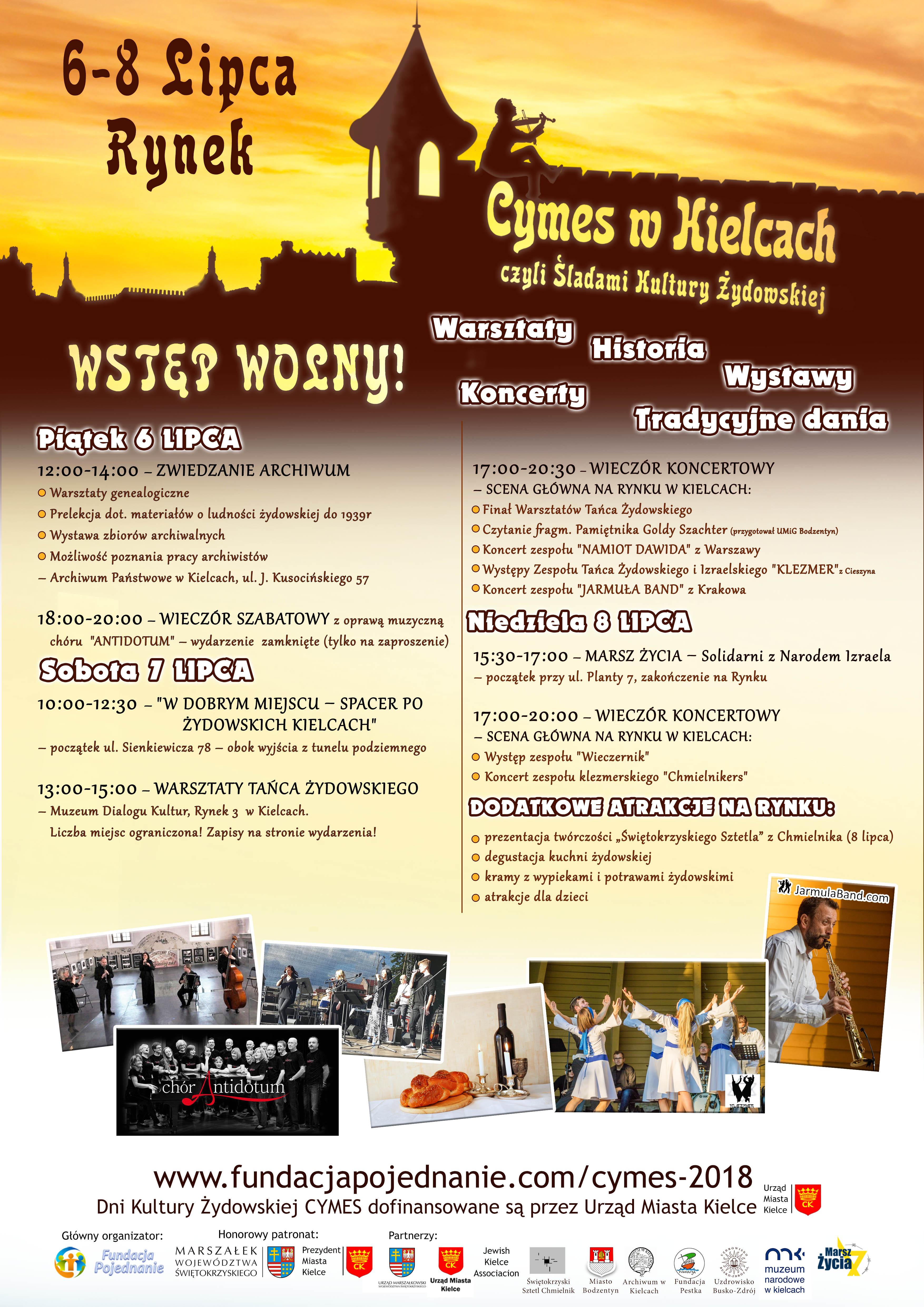 Cymes W Kielcach Czyli śladami Kultury żydowskiej 6 8